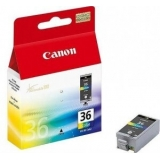 Cartus Cerneala Canon CLI-36 Colour for IP100, IP100EE BS1511B001AA