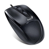 DX-150X USB BLK Wired Mouse 1000 DPI optical sensor Ergonomic design [C1401286]