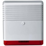 Mini sirena de exterior Bentel SIR 359B cu flash si back-up