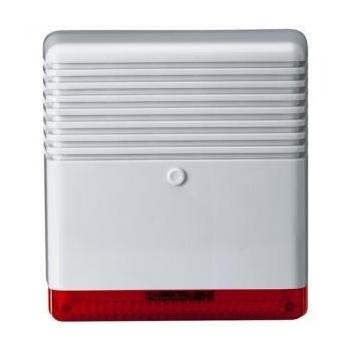 Mini sirena de exterior Bentel SIR 359B cu flash si back-up