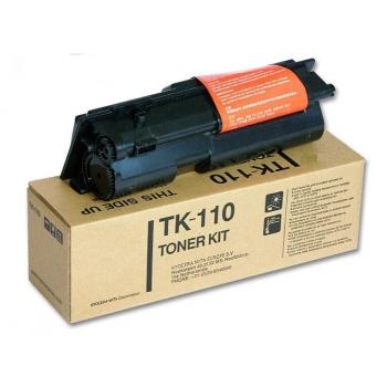 Cartus Toner Kyocera TK-110E Black 2000 Pagini for Kyocera Mita FS-1016MFP, FS-1116MFP, FS-720, FS-820, FS-920