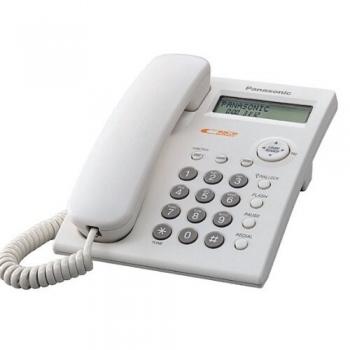 Telefon analogic Panasonic KX-TSC11FXW Caller ID alb