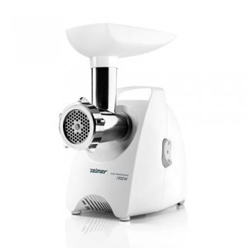 Masina de tocat Zelmer Symbio 987.82 putere maxima: 1900W, accesorii tomate, capacitate procesare: 2.3Kg/min, taiere dubla ZM-5900215022567