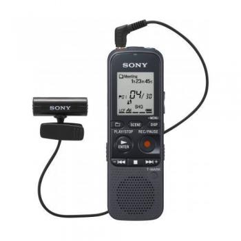 Reportofon Sony ICD-PX312M 2GB microfon cu clips