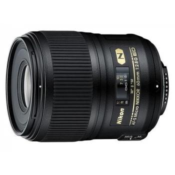 Obiectiv Foto Nikon 60 mm f/2.8G - f/32 JAA632DB
