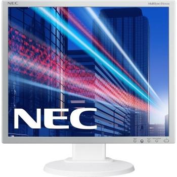 "Monitor LED IPS Nec 19"" MultiSync EA193Mi 1280x1024 VGA DVI DisplayPort White 60003585"