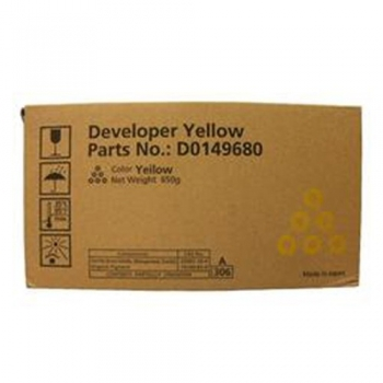 Developer Copiator Ricoh D0149680 Yellow 450000 Pagini for Aficio MP C6000, Aficio MP C7500