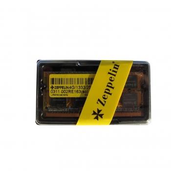 Memorie RAM Laptop SO-DIMM Zeppelin 4GB DDR3 1333MHz ZE-SD3-4G1333