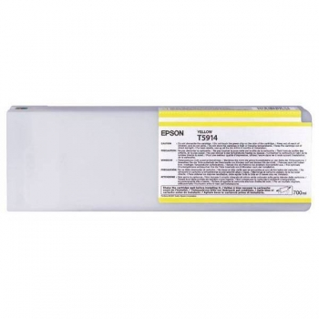 Cartus Cerneala Epson T5914 Yellow 700ml for Stylus Pro 11880 C13T591400