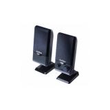 Boxe 2.0 Edifier M1250 2x 0.6 W control volum alimentare pe USB black