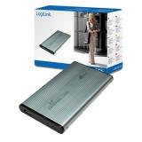 """HDD Enclosure LogiLink UA0040A 2.5"""" IDE USB 2.0"""