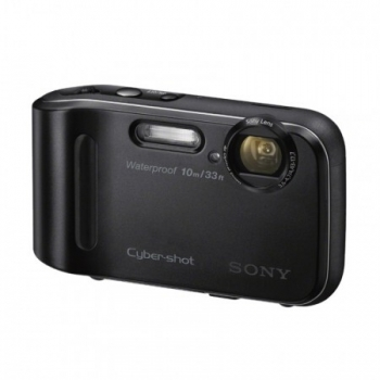 Camera Foto Digitala Sony Cyber-Shot DSC-TF1 16.2 MP Zoom Optic 4x OIS Waterproof Black DSCTF1B.CE3