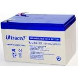 Acumulator UPS Ultracell 12V 18Ah UL12V18AH
