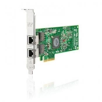 Placa de retea HP NC382T 2xRJ-45 10/100/1000Mbps PCI-E x8 458492-B21