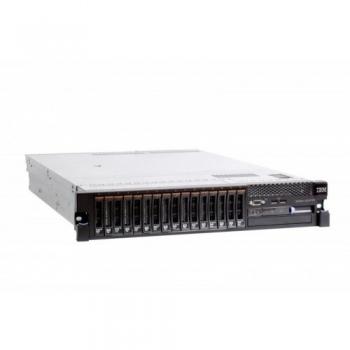 Server IBM x3650 M4 2U 2x Socket 2011 Intel Xeon E5-2620 2.0GHz RAM 8GB DDR3 HDD 2x 300GB 7915E2G