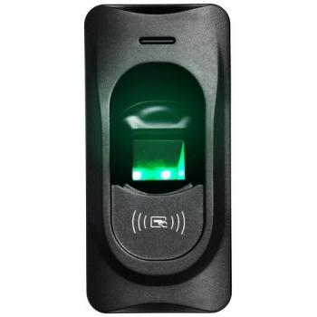 Cititor de amprente si cartele de proximitate FR-1200 pentru centralele decontrol acces biometrice.Cartele 125KHz (EM4100) IP68