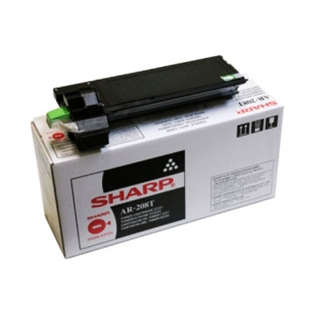 Cartus Toner Sharp AR208T Black 8000 Pagini for AR-203E, AR-M200, AR-M201, AR-5420