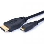 Cablu HDMI - MicroHDMI Gembird CC-HDMID-10 v.1.3 A-D (micro) Male - Male 3 m