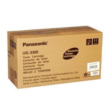 Cartus Toner Panasonic UG-3380 Black 8000 Pagini for Panafax UF 585, Panafax UF 590, Panafax UF 595
