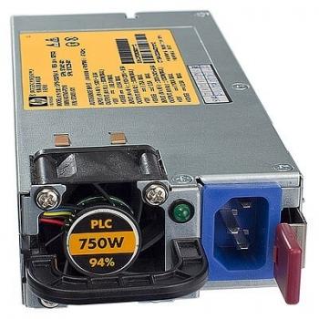 Sursa Server HP 750W Redundant Platinum Hot Plug 593831-B21