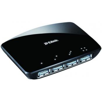 Hub USB Dlink DUB-1340 4 Porturi USB 3.0