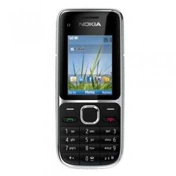 Telefon Mobil Nokia C2-01 Black 3G NOKC2-01