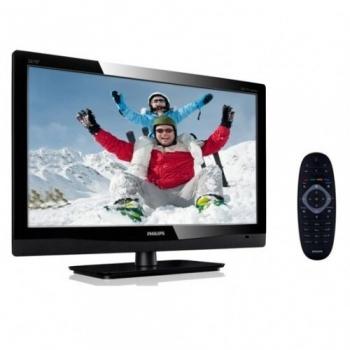 "Monitor TV LED Philips 21.5"" 221TE4LB Full HD 1920x1080 VGA HDMI TV Tuner 221TE4LB1/00"