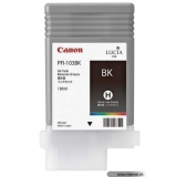 Pigment Ink Tank Canon PFI-103BK Photo Black 130 ml for iPF5100, iPF6100 CF2212B001AA