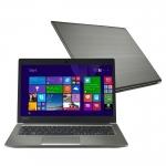 """Laptop Toshiba Portege Z30-B-10V Ultrabook Intel Core i7 Broadwell 5500U up to 3.0GHz 16GB DDR3L SSD 512GB Intel HD Graphics 5500 13.3"""" Full HD Windows 8.1 Pro Silver PT253E-00S00PG6"""