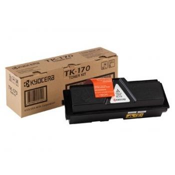 Cartus Toner Kyocera TK-170 Black 7200 Pagini for Kyocera Mita FS-1320D, FS-1370DN