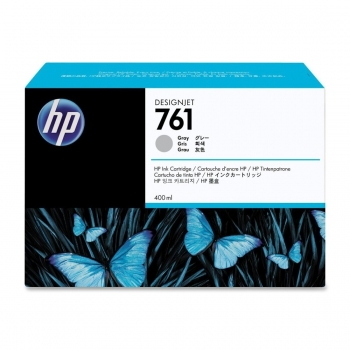 Cartus Cerneala HP Nr. 761 Gray 400 ml for Designjet T7100 CM995A