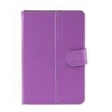 "Husa tableta 8"" Purple piele"