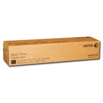 Cartus Toner Xerox 006R01449 Black 30000 Pagini for DocuColor 240/250/242/252/260 / WorkCentre 76xx
