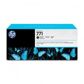 Cartus Cerneala HP Nr. 771 Matte Black 775 ml for Designjet Z6200 42', Designjet Z6200 60' CE037A