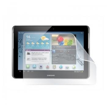 Folie protectie Samsung ETC-P1G5CEGSTD 2 folii pentru Galaxy Tab 2