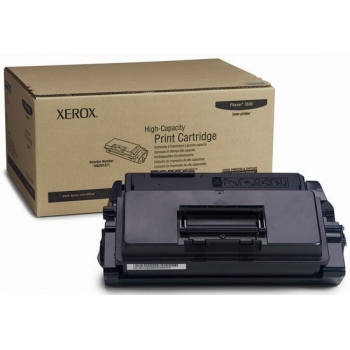 Cartus Toner Xerox 106R01372 Black Extra High Capacity 20000 Pagini for Phaser 3600B, 3600DN, 3600N