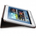 "Husa tableta Samsung Amber Brown compatibla cu N8000 Galaxy Note 10.1"" EFC-1G2NAECSTD"