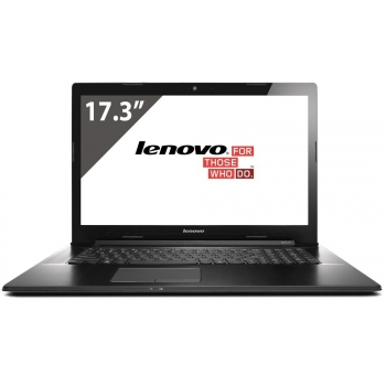 "Laptop Lenovo Z70-80 Intel Core i7 Broadwell 5500U up to 3.0GHz 8GB DDR3L HDD 1TB nVidia GeForce 840M 4GB 17.3"" Full HD 80FG00APRI"