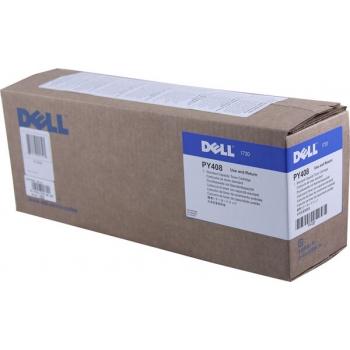 Cartus Toner Dell Return PY408 / 593-10238 Black 3000 Pagini for Dell 1720, 1720DN