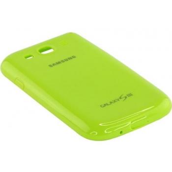 Husa Samsung pentru i9300 Galaxy S III Green EFC-1G6PMECSTD