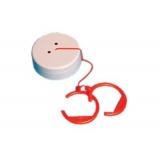 Buton de urgenta de tavan Intercall CS1 (cu led dublu) pentru toalete