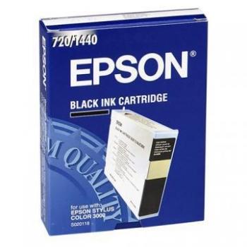 Cartus Cerneala Epson C13S020118 Black 110ml for Stylus Color 3000, Stylus Pro 5000