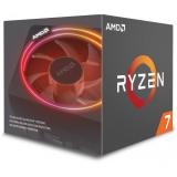 Procesor AMD Ryzen 7 2700X Octa Core 4.35GHz 20MB Socket AM4 BOX YD270XBGAFBOX