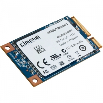 SSD Kingston SSDNow mS200 60GB mSATA SMS200S3/60G