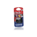 Banda Laminata Brother MK231BZ Dimensiune 12mm black on white