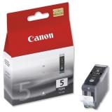 Pachet Cartus Cerneala Canon PGI-5BK Black 2 Bucati 1040 Pagini Canon Pixma IP3300, IP3500, IP4200, IP4300, IP4500, IP5200, IP5300, IX4000, IX5000 BS0628B025AA