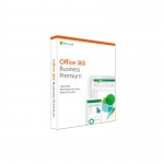 Microsoft Office 365 Business Premium 2019 All languages Subscriptie 1 An 1 user Electronic, ESD