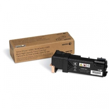 Cartus Toner Xerox 106R01604 Black High Capacity 3000 Pagini for Phaser 6500, WorkCentre 6505