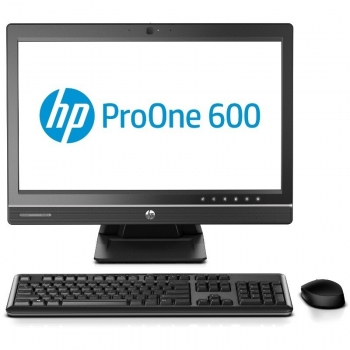 """All in One PC HP ProOne 600 G1 21.5"""" Full HD Intel Core i3-4130 3.4GHz Haswell 4GB DDR3 HDD 500GB Intel HD Graphics Windows 7 Pro E4Z52EA"""