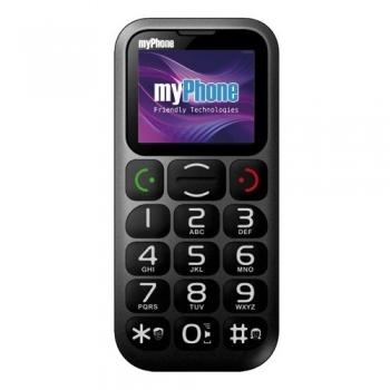Telefon Mobil myPhone 1045 Simply+ Black MYPHONE1045BLK